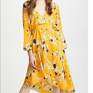 Diane Von Furstenberg Eloise Wrap Dress